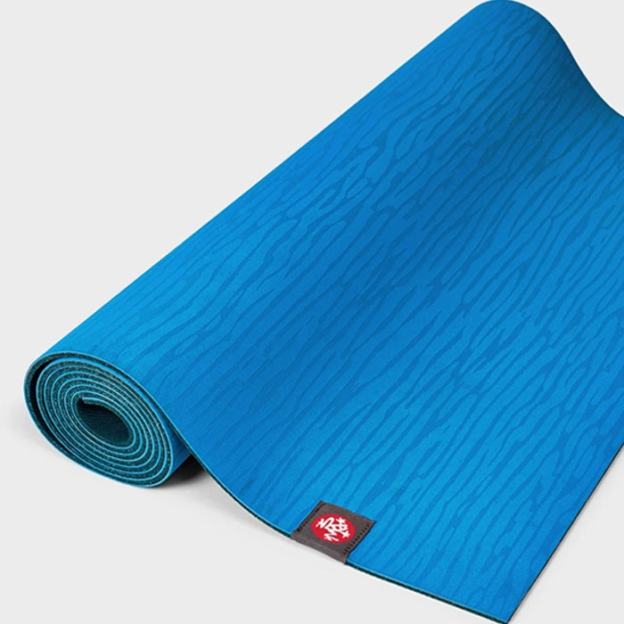 Yogamatta 4mm eKOLite Dresden Blue - Manduka