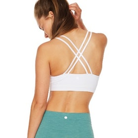 Sport-BH Yoga Pure White - Run & Relax