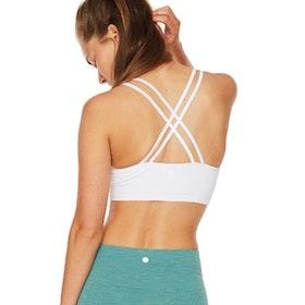 Sport-BH Yoga Pure White - Run & Relax