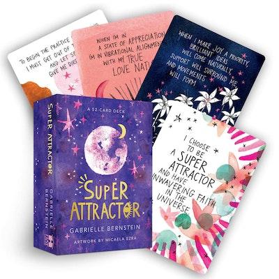 """Affirmationskort """"Super Attractor"""" - Gabrielle Bernstein"""