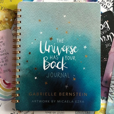 "Dagbok ""The Universe Has Your Back"" - Gabrielle Bernstein"