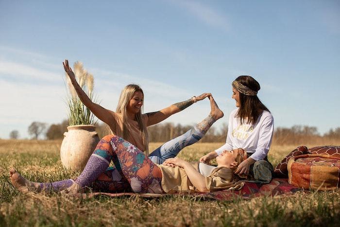 Yogaleggings Jungle Fever  - Yogia