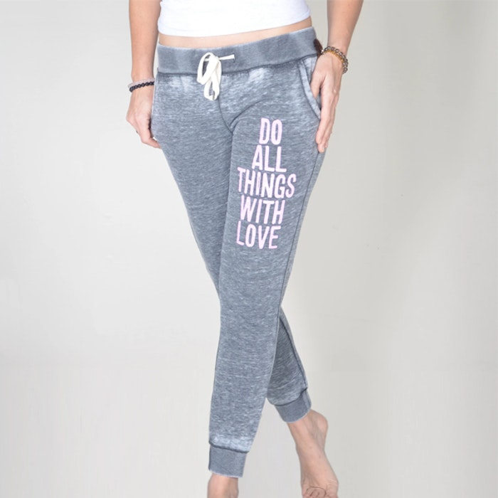 """Byxor """" Do All Things With Love"""" - SuperLove Tees"""