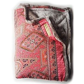 Yogafilt Sari/silke Coral - E-swiss