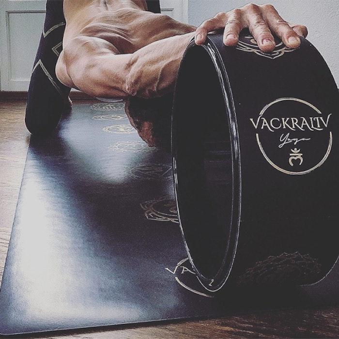 Yogahjul Chakra + Väska - Vackraliv