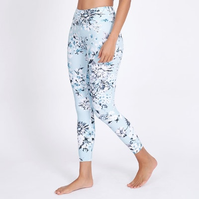 Yogaleggings Arcadia Recycled High Waist 7/8 - Dharma Bums