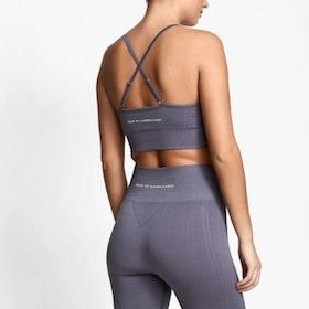 Sport-BH Yoga Seamless Trinity Violet - DOM