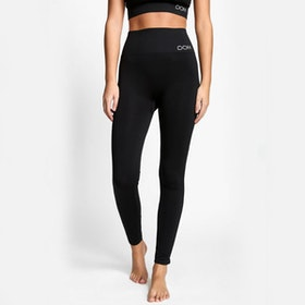 Yogaleggings Seamless CORA Black - DOM