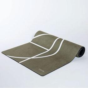 "Yogamatta Luxe ""Olive"" - Yogish Collective"