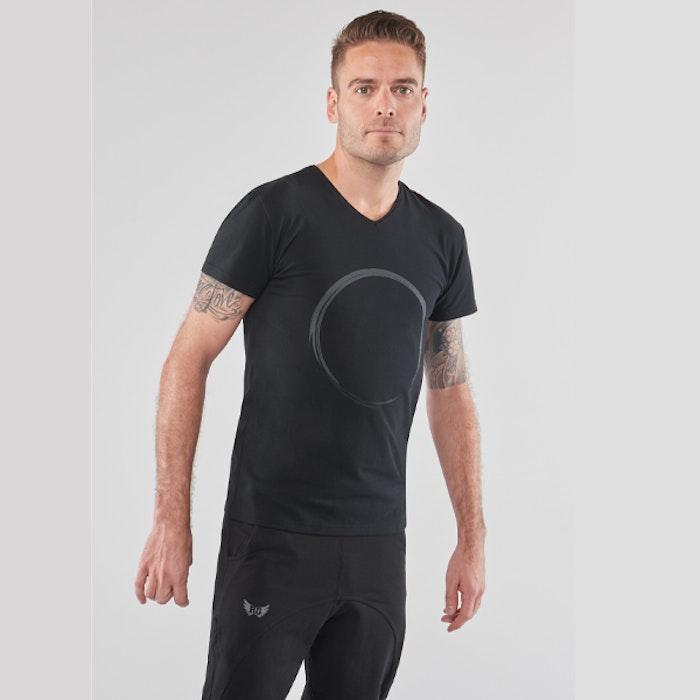 T-shirt Moksha Zen Urban Black - Renegade Guru