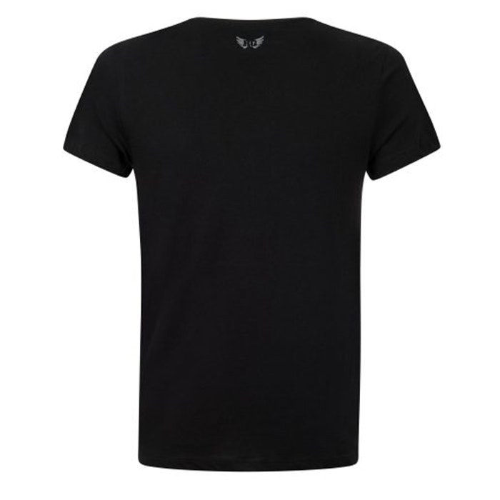 T-shirt Moksha Yoga tee Urban Black - Renegade Guru