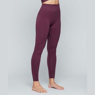 Yogaleggings Supernova Fig - Moonchild Yogawear