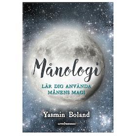 "Bok ""Månologi"" - Yasmin Boland"