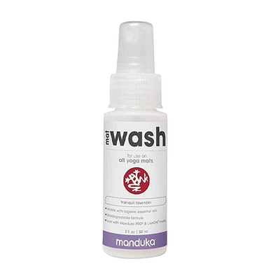 Yogamattrengöring All-Purpose Mat Wash Lavendel Mini - Manduka