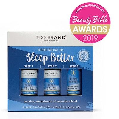 "Mist, Kropps- & Yogaolja ""3-Step Ritual to Sleep Better"" - Tisserand Aromatherapy"
