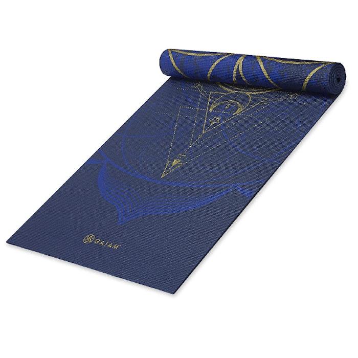 Yogamatta 6mm Reversible Sun & Moon - Gaiam