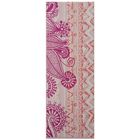 Yogamatta 4mm Bohemian Rose - Gaiam