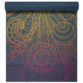 Yogamatta 4mm Vivid Zest - Gaiam