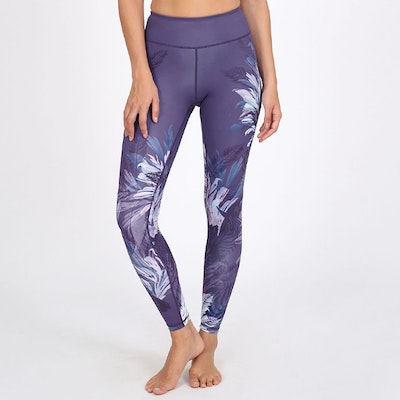 Yogaleggings Bungalow Recycled High Waist - Dharma Bums