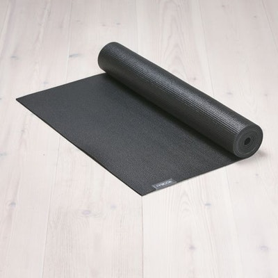 Yogamatta Allround 6mm Svart - YogiRAJ