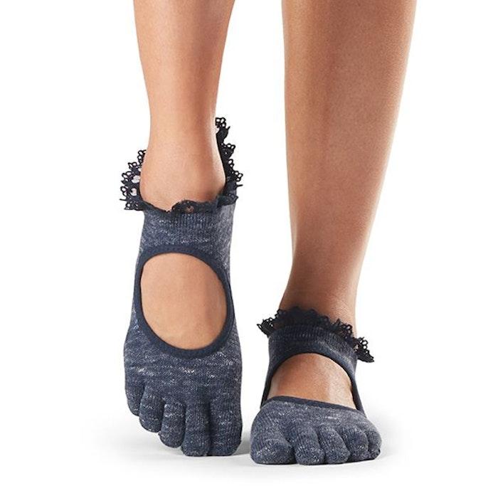 Yogastrumpor Fulltoe Bella Grip Ballad - ToeSox
