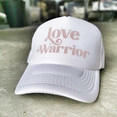 Love Warrior - keps