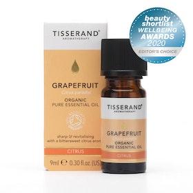 Eterisk olja Grapefruit Organic - Tisserand Aromatherapy
