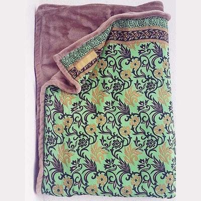 Yogafilt Sari/silke Mint - E-swiss