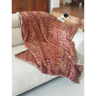 Yogafilt Sari/silke Oriental - E-swiss