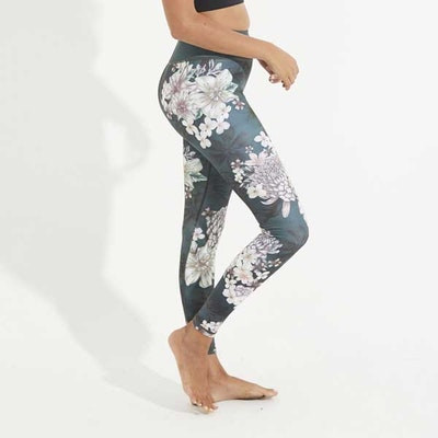 Yogaleggings Dreamer Recycled High Waist - Dharma Bums