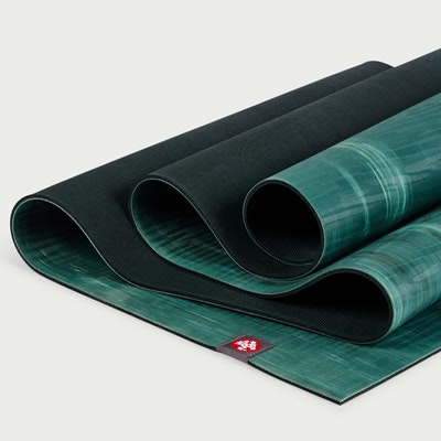 Yogamatta 4mm eKOLite Deep Forest Marbled - Manduka