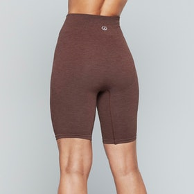 Yogashorts Seamless Biker Earth - Moonchild Yogawear