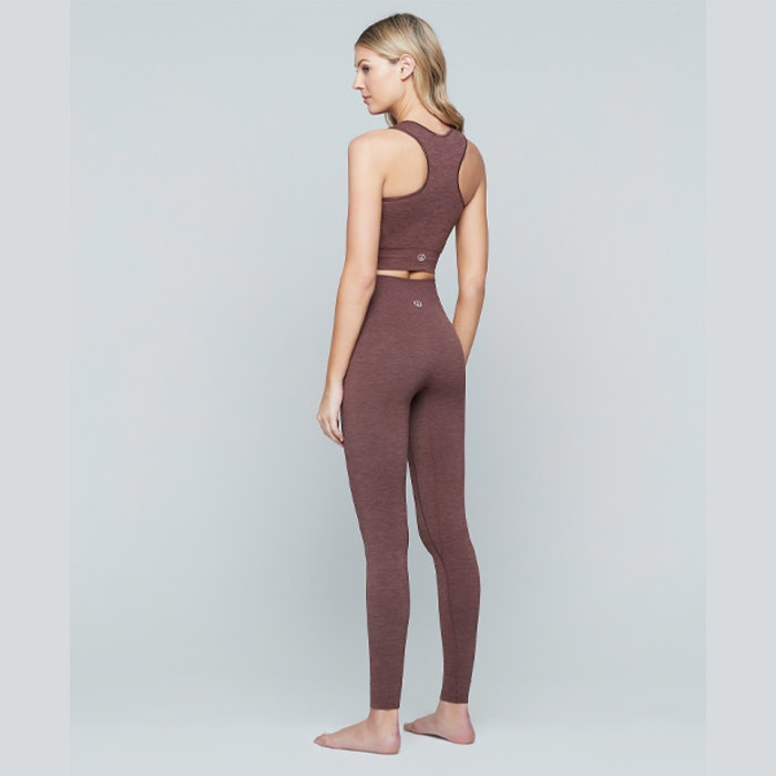 Yogaleggings Seamless Earth - Moonchild Yogawear