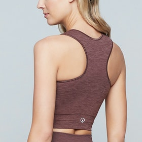 Seamless Crop Top Earth - Moonchild Yogawear
