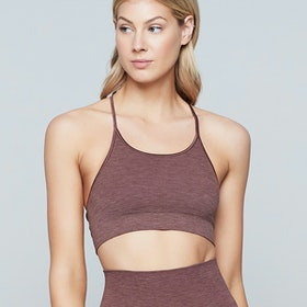Sport-BH Yoga Seamless Zen Top Earth - Moonchild Yogawear