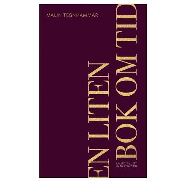 """Bok """"En liten bok om tid"""" av Malin Tegnhammar"""