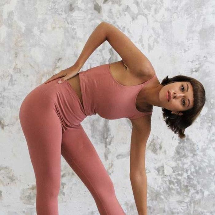 Yogatopp Ananda tank Melrose - Indigo Luna