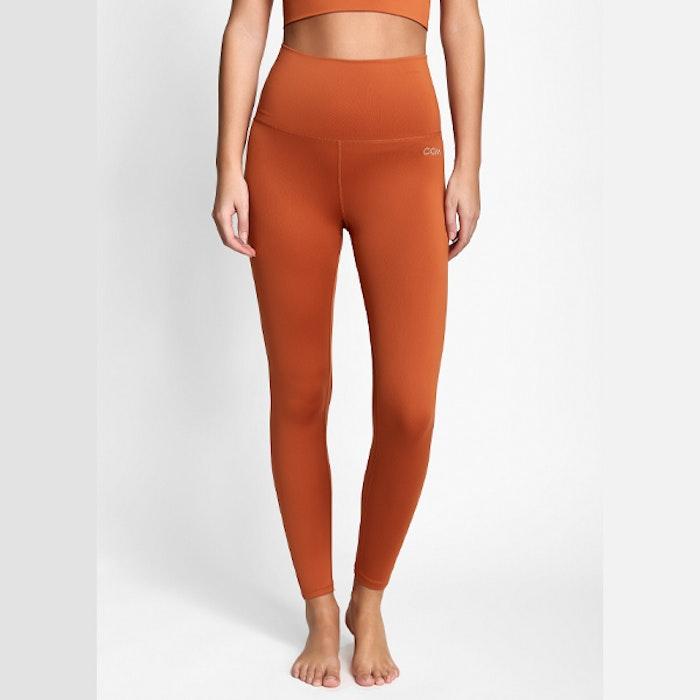 Yogaleggings Eden Maple Orange - DOM