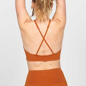 Sport-BH Yoga Topanga Trail - Girlfriend Collective
