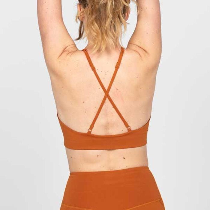 Sport-BH Yoga Topanga Trail - Girlfriend Collective