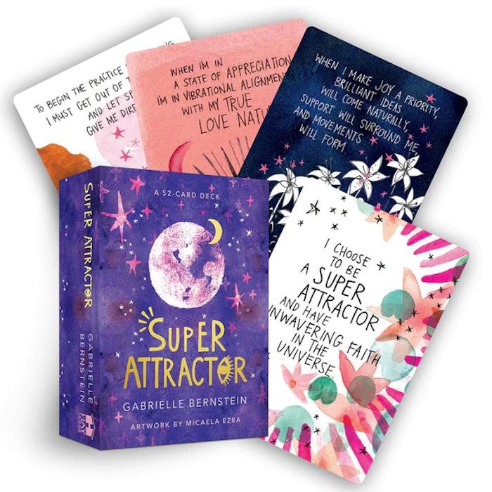 Super Attractor kit med Bok - Gabrielle Bernstein