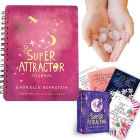 Super Attractor kit med Kristall - Gabrielle Bernstein