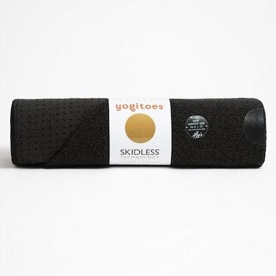 Yogahandduk Yogitoes Black 183cm - Manduka