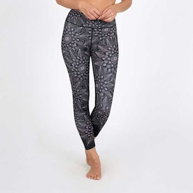 Yogaleggings Acapella Recycled High Waist 7/8 - Dharma Bums