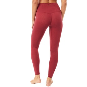 Yogaleggings High Waist Basic Kir Royal - Mandala