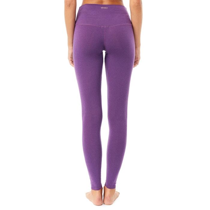 Yogaleggings High Waist Basic Purple - Mandala