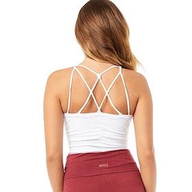 Yogalinne Cable Top Coconut - Mandala