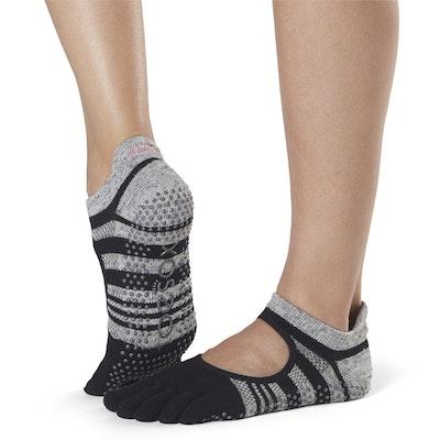 Yogastrumpor Fulltoe Bellarina Grip Eclipse - Toesox