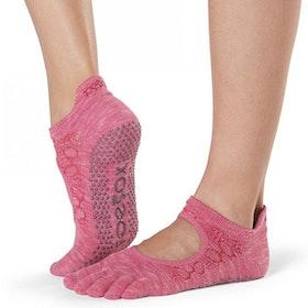 Yogastrumpor Fulltoe Bellarina Grip Vital - Toesox