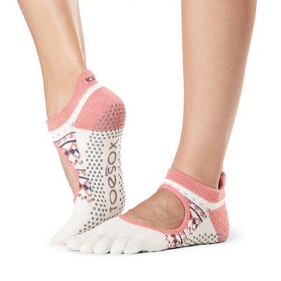 Yogastrumpor Fulltoe Bellarina Grip Country - Toesox